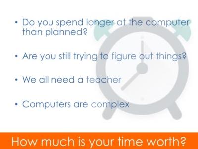Computer training small business Sydney