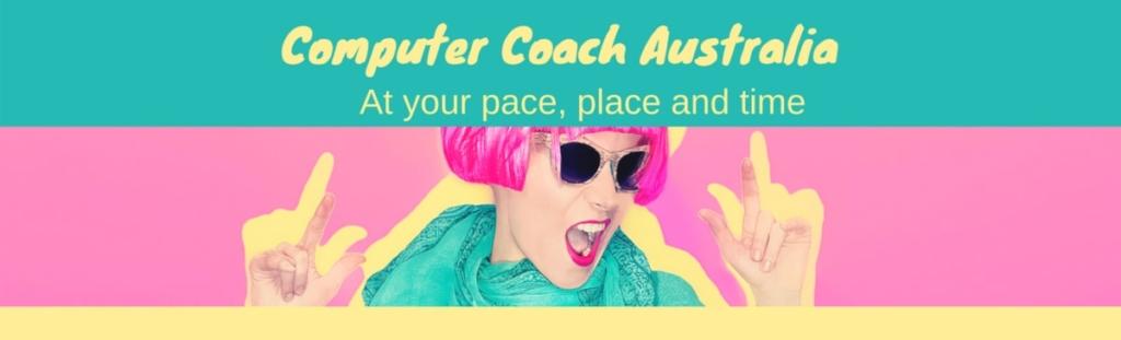 Computer Coach Australia face-to-face training Eastern Suburbs Sydney Training