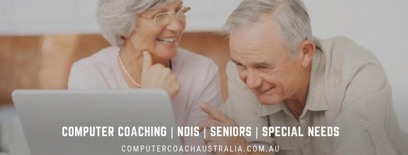 computer coaching for seniors
