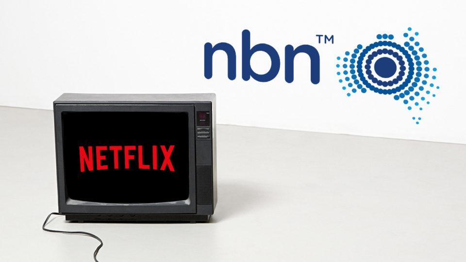 NBN Netflix tax