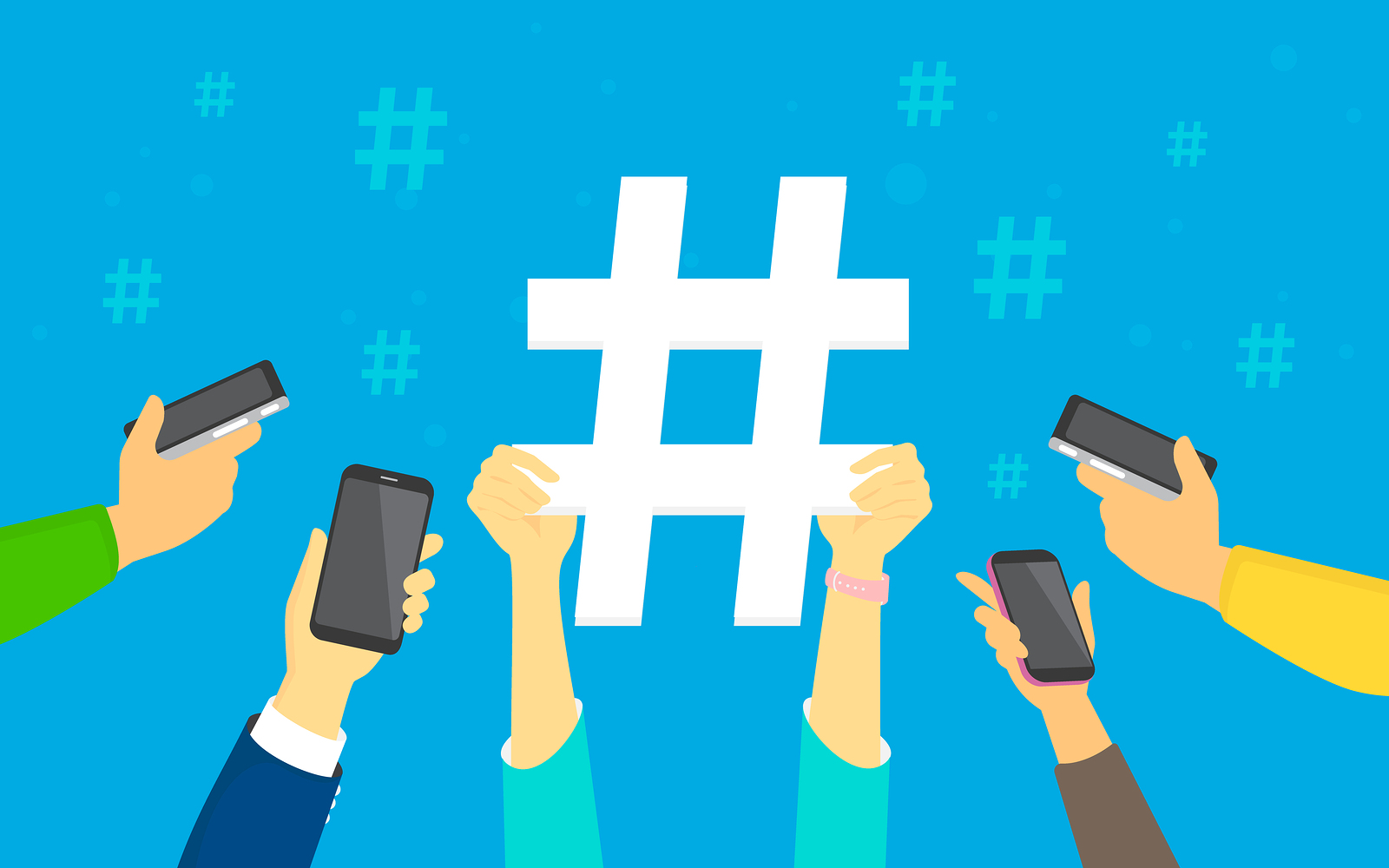 How to Use Hashtags to Your Benefit | Computer Coach Australia