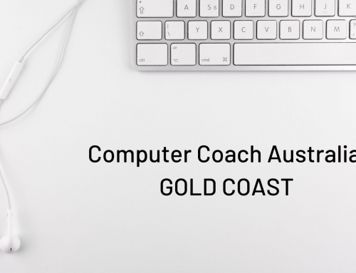 Computer Coach for NDIS & special needs