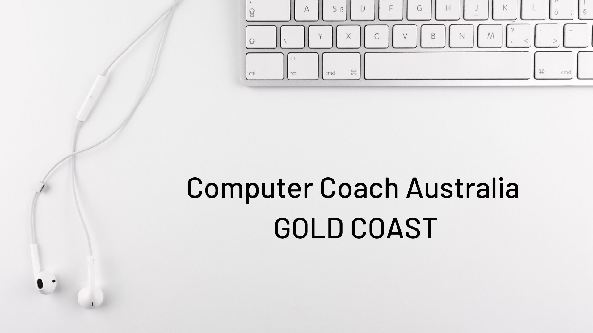 Computer Coach NDIS Gold Coast
