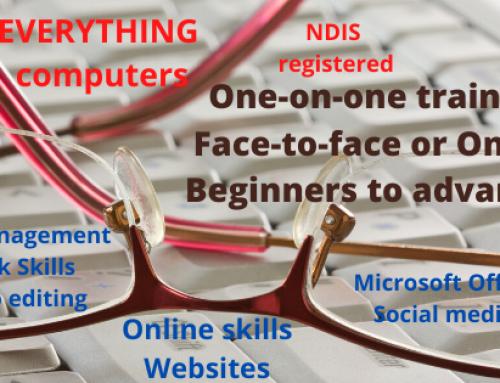Online Computer skills training